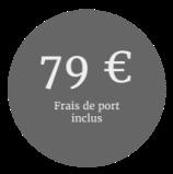 Tarif pour blog 79€